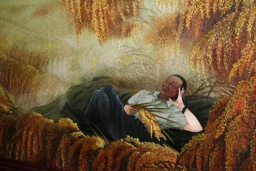 缅怀袁隆平先生和他的禾下乘凉梦